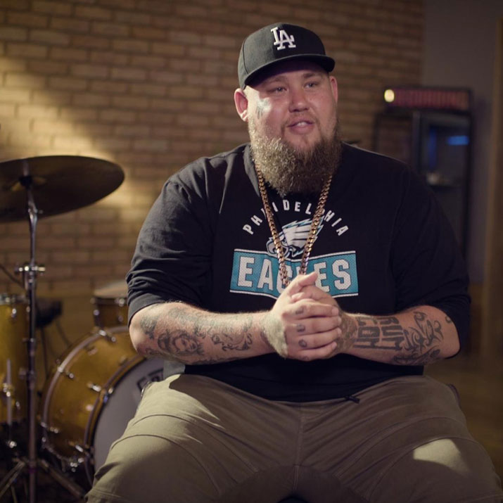Rag'n'Bone Man: Paying it forward